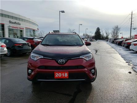 2018 Toyota RAV4 Limited (Stk: P2055) in Whitchurch-Stouffville - Image 2 of 17