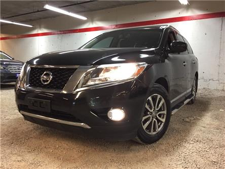 2015 Nissan Pathfinder SL (Stk: P476) in Newmarket - Image 1 of 25