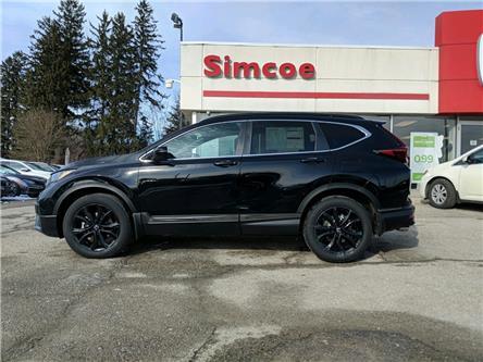 2020 Honda CR-V Black Edition (Stk: 20033) in Simcoe - Image 2 of 19