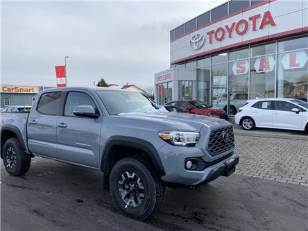 2020 Toyota Tacoma Base (Stk: TA1430) in Niagara Falls - Image 1 of 9