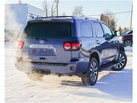 2018 Toyota Sequoia Limited 5.7L V8 (Stk: T19-397A) in Dawson Creek - Image 2 of 16