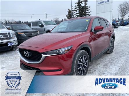 2018 Mazda CX-5 GT (Stk: 5587) in Calgary - Image 1 of 24