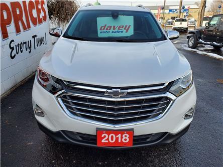 2018 Chevrolet Equinox Premier (Stk: 19-850) in Oshawa - Image 2 of 16