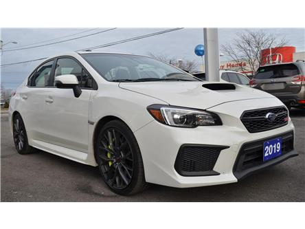2019 Subaru WRX STI Sport-tech w/Lip (Stk: Z1540) in St.Catharines - Image 2 of 30