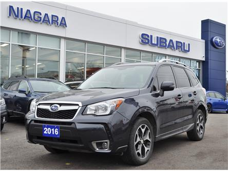 2016 Subaru Forester 2.0XT Limited Package (Stk: Z1590) in St.Catharines - Image 1 of 19