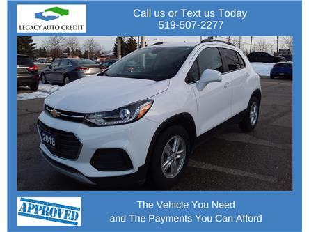2018 Chevrolet Trax LT (Stk: L9224) in Waterloo - Image 1 of 14