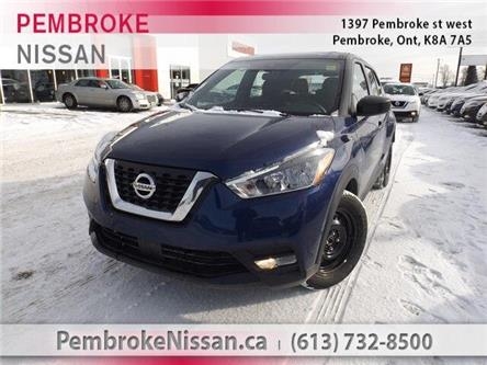 2020 Nissan Kicks S (Stk: 20068) in Pembroke - Image 1 of 25