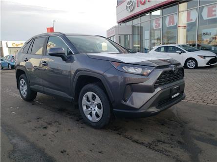 2020 Toyota RAV4 LE (Stk: RA3461) in Niagara Falls - Image 1 of 5