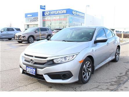 2017 Honda Civic EX (Stk: 005189) in Milton - Image 1 of 11