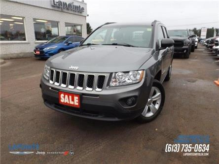 2013 Jeep Compass Sport/North (Stk: SL18097A) in Pembroke - Image 1 of 21