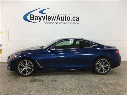 2017 Infiniti Q60 3.0T (Stk: 35944J) in Belleville - Image 1 of 26