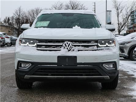 2018 Volkswagen Atlas  (Stk: 12788G) in Richmond Hill - Image 2 of 24