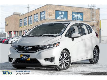 2017 Honda Fit EX (Stk: 100562) in Milton - Image 1 of 19