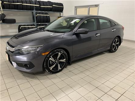 2017 Honda Civic Touring (Stk: 20068A) in Steinbach - Image 1 of 20