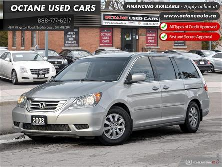 2008 Honda Odyssey EX-L (Stk: ) in Scarborough - Image 1 of 27