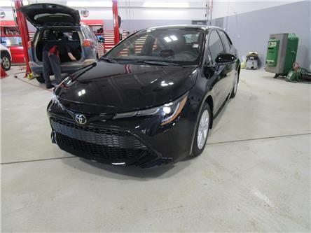 2020 Toyota Corolla Hatchback Base (Stk: 208046) in Moose Jaw - Image 1 of 31