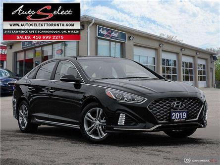 2019 Hyundai Sonata Sport (Stk: 19TSW21) in Scarborough - Image 1 of 29