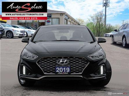 2019 Hyundai Sonata Sport (Stk: 19TSW21) in Scarborough - Image 2 of 29