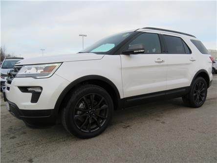 2019 Ford Explorer XLT (Stk: X9374A) in London - Image 1 of 21