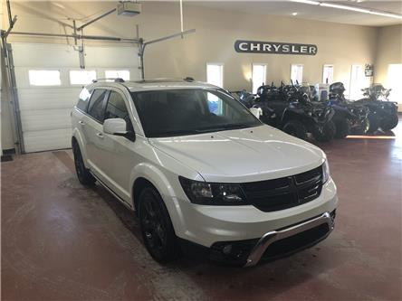 2018 Dodge Journey Crossroad (Stk: U19-150) in Nipawin - Image 1 of 3