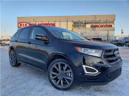 2016 Ford Edge Sport (Stk: P4655) in Saskatoon - Image 1 of 18