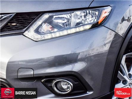 2016 Nissan Rogue SV (Stk: P4647) in Barrie - Image 2 of 25