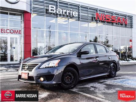 2015 Nissan Sentra 1.8 SR (Stk: 19580A) in Barrie - Image 1 of 23