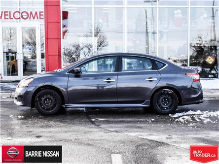 2015 Nissan Sentra 1.8 SR (Stk: 19580A) in Barrie - Image 2 of 23