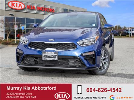 2020 Kia Forte EX+ (Stk: FR02091) in Abbotsford - Image 1 of 23