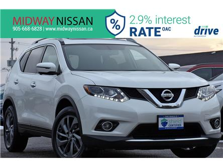 2016 Nissan Rogue SL Premium (Stk: U1957) in Whitby - Image 1 of 35