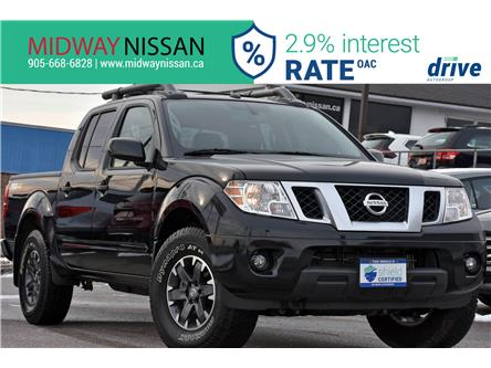 2019 Nissan Frontier PRO-4X (Stk: U1966R) in Whitby - Image 1 of 31