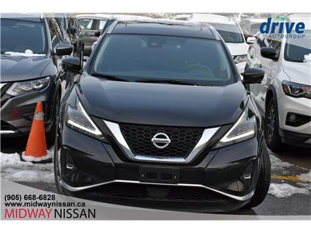 2019 Nissan Murano Platinum (Stk: KN148181) in Whitby - Image 2 of 31