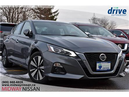2019 Nissan Altima 2.5 SV (Stk: KN300750) in Whitby - Image 1 of 31