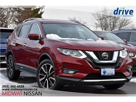 2019 Nissan Rogue SL (Stk: KC750093) in Whitby - Image 1 of 35