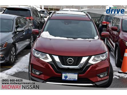 2019 Nissan Rogue SL (Stk: KC750093) in Whitby - Image 2 of 35
