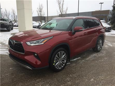 2020 Toyota Highlander XLE (Stk: 1547) in Barrie - Image 1 of 11