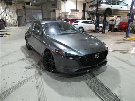 2020 Mazda Mazda3 Sport GS (Stk: M2411) in Calgary - Image 1 of 2