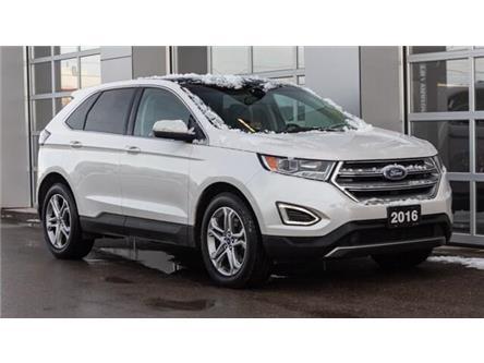 2016 Ford Edge Titanium (Stk: 42682AUX) in Innisfil - Image 1 of 23