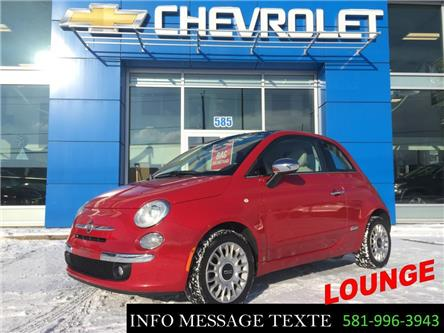 2014 Fiat 500 Lounge (Stk: 19473A) in Ste-Marie - Image 1 of 25