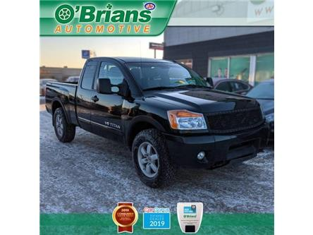2012 Nissan Titan PRO-4X (Stk: 12246A) in Saskatoon - Image 1 of 22
