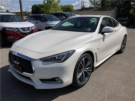 2019 Infiniti Q60 3.0t LUXE (Stk: 19Q6014) in Newmarket - Image 1 of 5