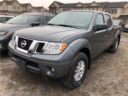 2019 Nissan Frontier SV (Stk: KN799499) in Whitby - Image 1 of 5