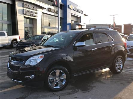 2011 Chevrolet Equinox LTZ-LEATHER-SUNROOF-REAR CAMERA (Stk: 118502A) in BRAMPTON - Image 2 of 18