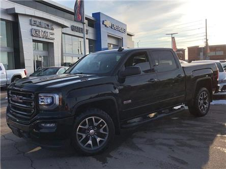 2017 GMC Sierra 1500 SLT-SUNROOF-HTD SEATS-WHEEL (Stk: 372795A) in BRAMPTON - Image 2 of 19