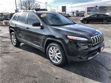 2016 Jeep Cherokee Limited (Stk: 45051) in Windsor - Image 1 of 13