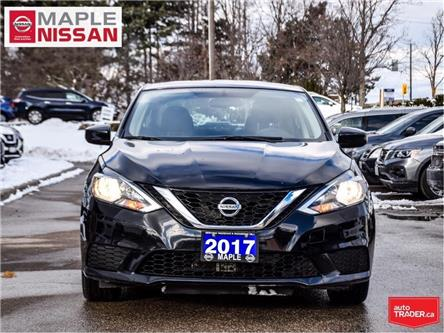 2017 Nissan Sentra S|Bluetooth|Keyless Entry|One Owner|Clean Carfax (Stk: LM454) in Maple - Image 2 of 20