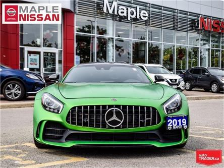2019 Mercedes-Benz AMG GT AMG GT R|Nappa Leather|AMG Carbon Fiber (Stk: M20G001A) in Maple - Image 2 of 29