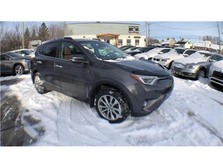 2017 Toyota RAV4 Limited (Stk: 552079) in Ottawa - Image 2 of 25