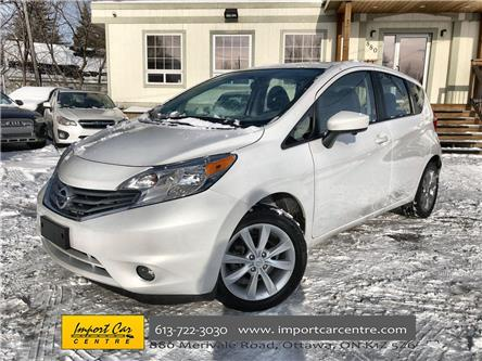 2016 Nissan Versa Note 1.6 SL (Stk: 411145) in Ottawa - Image 1 of 24