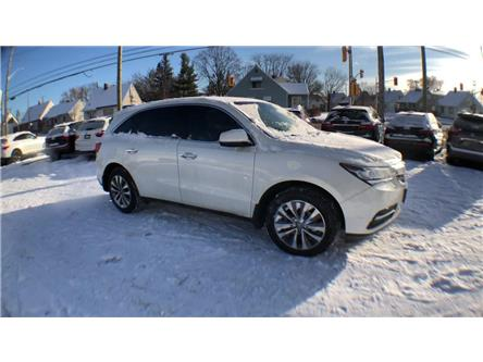 2015 Acura MDX Navigation Package (Stk: 501638) in Ottawa - Image 2 of 27